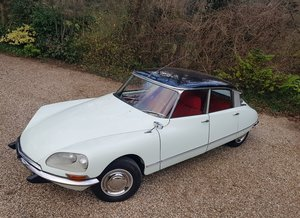 CITROEN DS 21 CONFORT 1968 - EXCELLENT CONDITION For Sale