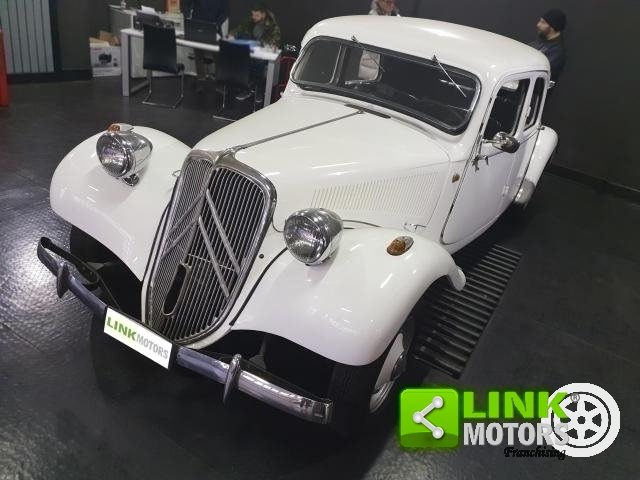 Citroen Traction B11 1937 iscritto ASI For Sale (picture 3 of 6)