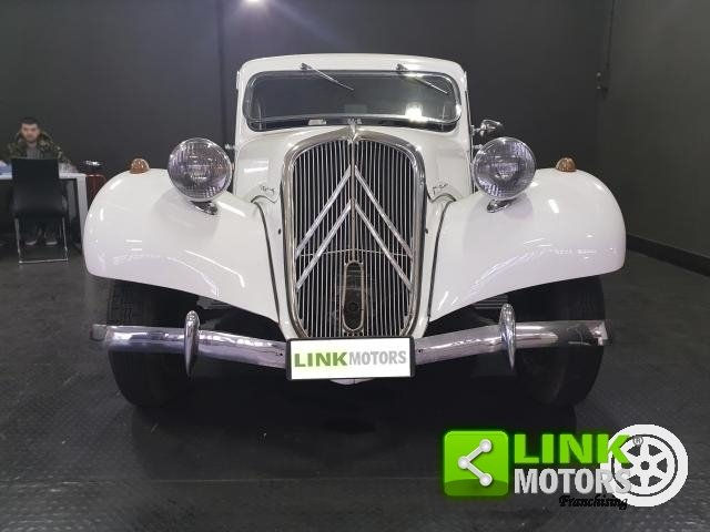 Citroen Traction B11 1937 iscritto ASI For Sale (picture 4 of 6)