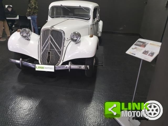 Citroen Traction B11 1937 iscritto ASI For Sale (picture 5 of 6)