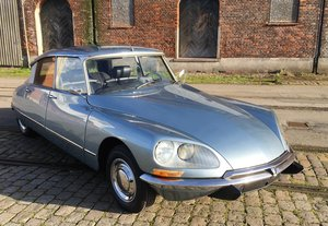Citroen D Super 5 1970 LHD For Sale