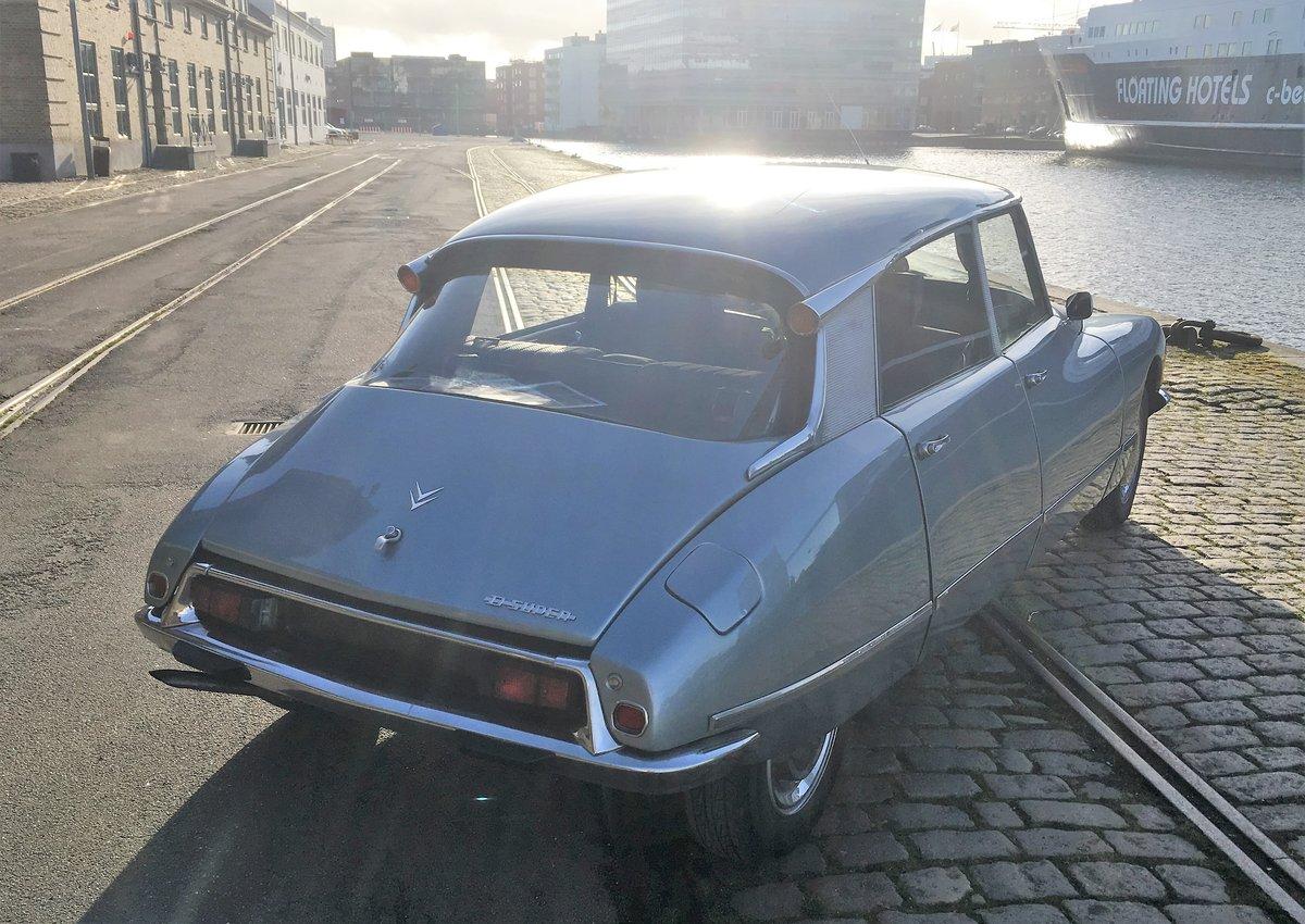 Citroen D Super 5 1970 LHD For Sale (picture 3 of 6)