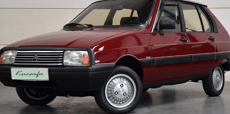 1983 Citroen Visa West End (Special Edition) For Sale (picture 1 of 6)
