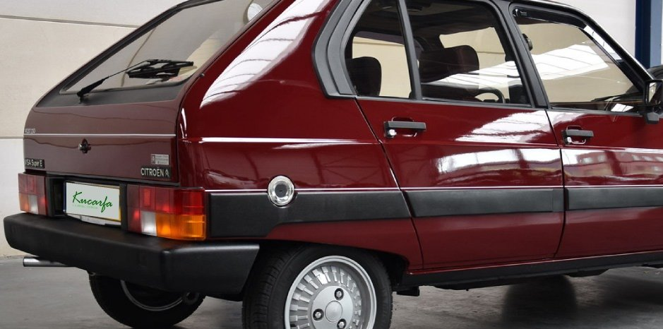 1983 Citroen Visa West End (Special Edition) For Sale (picture 3 of 6)
