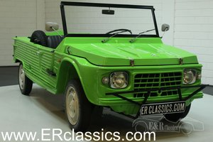 Citroën Mehari 1976 only 11.568 km driven For Sale