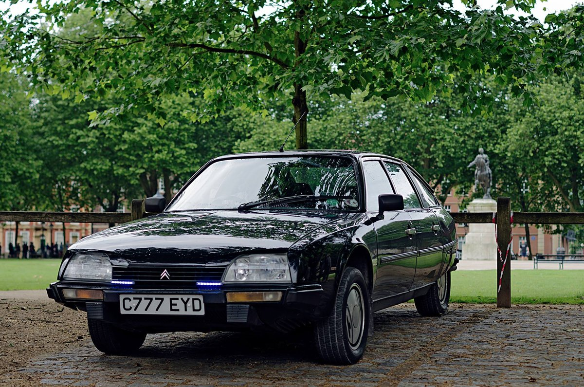 1985 Citroen CX 25 GTI Turbo (Series 1) SOLD (picture 1 of 6)