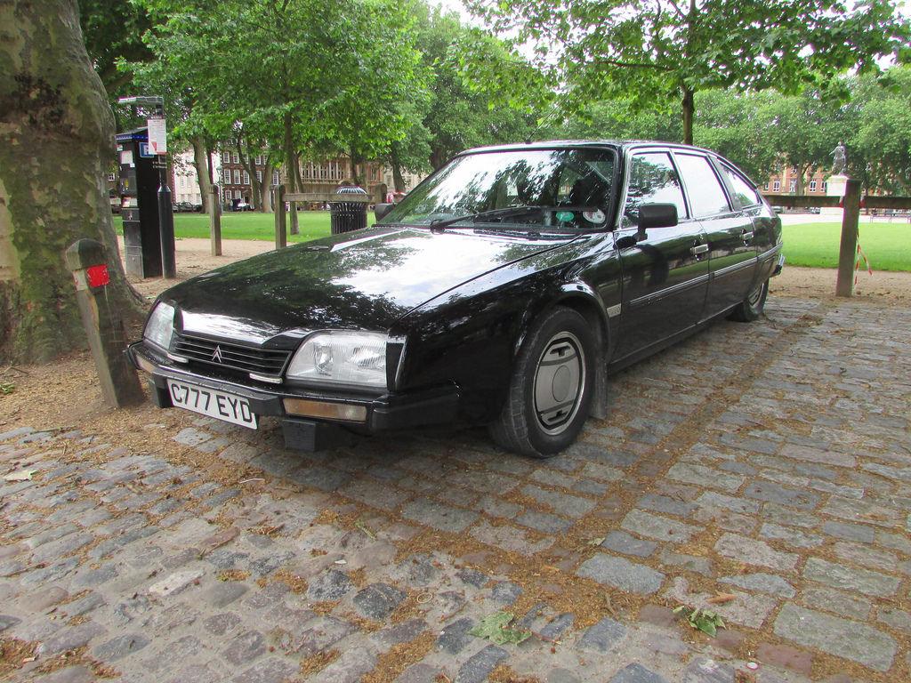 1985 Citroen CX 25 GTI Turbo (Series 1) SOLD (picture 2 of 6)