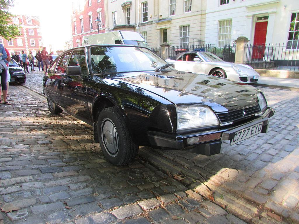 1985 Citroen CX 25 GTI Turbo (Series 1) SOLD (picture 3 of 6)