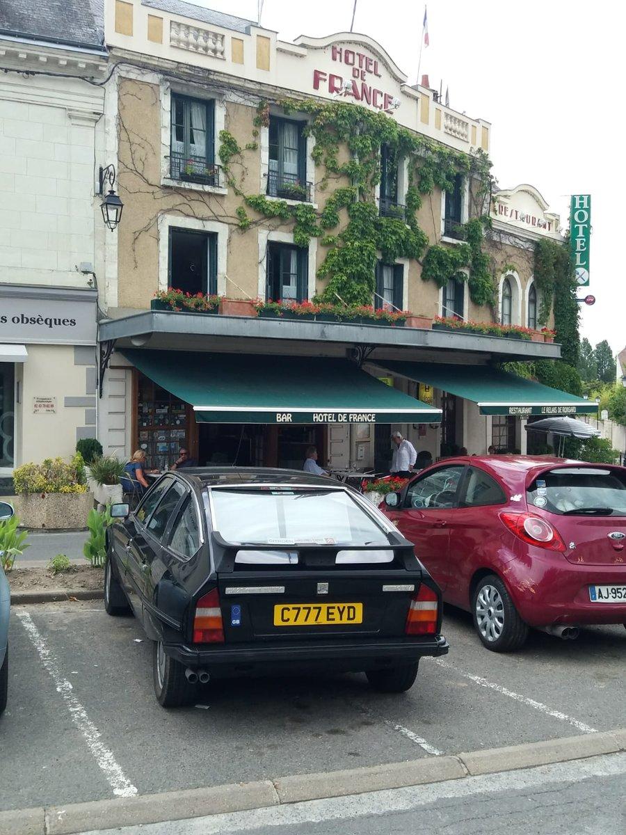 1985 Citroen CX 25 GTI Turbo (Series 1) SOLD (picture 4 of 6)