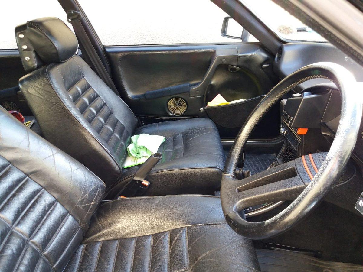 1985 Citroen CX 25 GTI Turbo (Series 1) SOLD (picture 6 of 6)