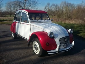1989 Citroen 2cv6 Dolly