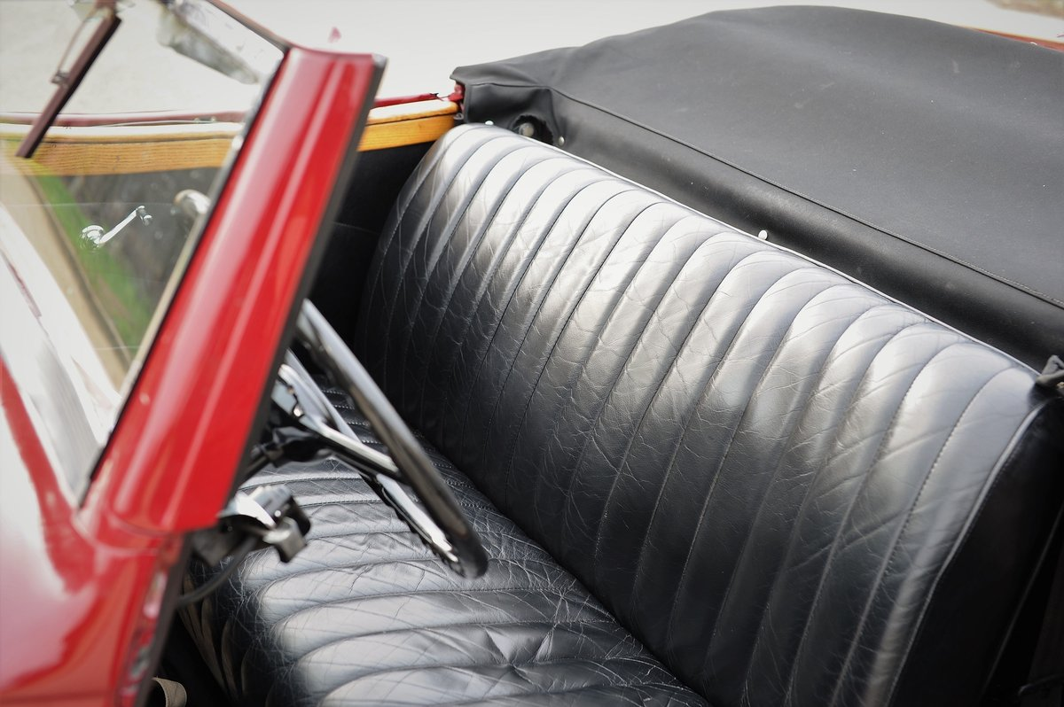 1938 – Citroën Traction 11 B Cabriolet For Sale by Auction (picture 4 of 5)