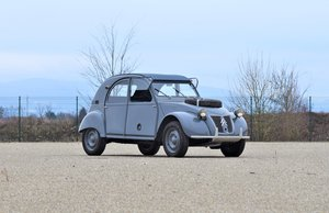 1961 - Citroën 2CV Sahara For Sale by Auction