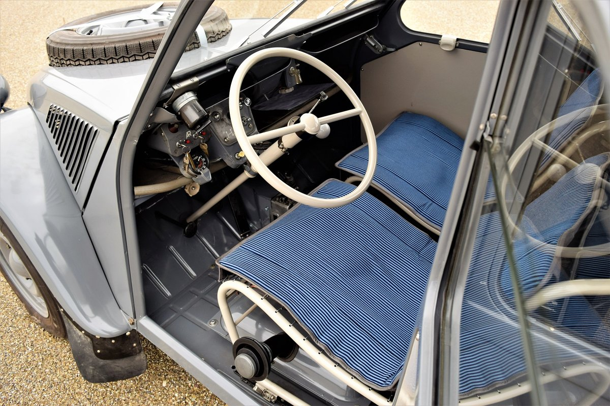 1961 - Citroën 2CV Sahara For Sale by Auction (picture 4 of 5)