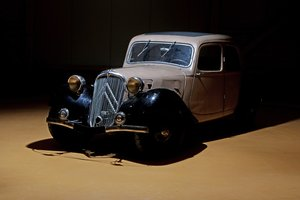 1934 - Citroën Traction 7 B SOLD by Auction
