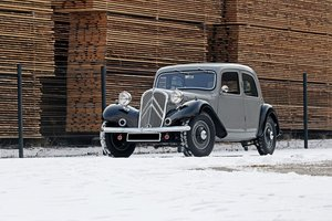 1934 - Citroën Super Modern Twelve For Sale by Auction