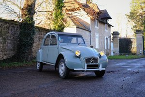 1960 - Citroën 2 SOLD by Auction