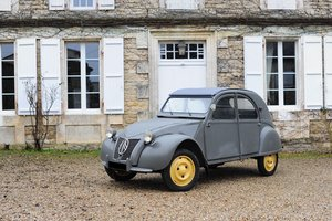 1953 - Citroën 2 CV A SOLD by Auction
