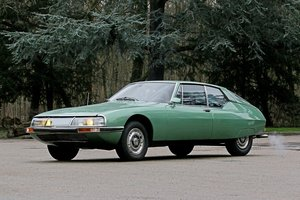 1972 - Citroën SM Maserati SOLD by Auction