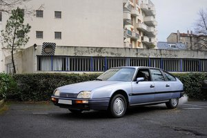 1986 - Citroën CX GTI Turbo For Sale by Auction