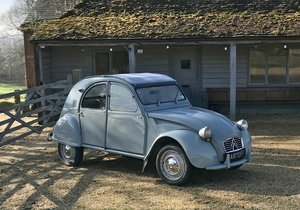 1961 CITROEN 2CV For Sale