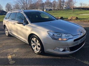 2009 CITROEN C5 2.0 HDi EXCLUSIVE AUTOMATIC ESTATE