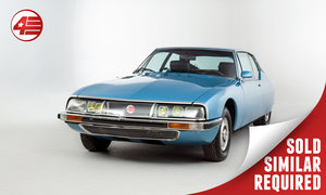 1971 Citroen SM /// 2 Private Keepers /// 73k Miles SOLD