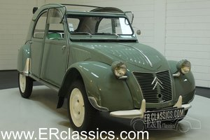 Citroën 2CV AZ 1957 Body off restored For Sale