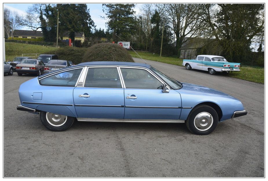 1979 Citroen CX Pallas for sale SOLD (picture 1 of 6)