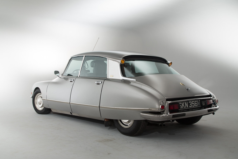 1974 Citroën DS23 efi Pallas semi-automatic (lhd) For Sale (picture 2 of 6)