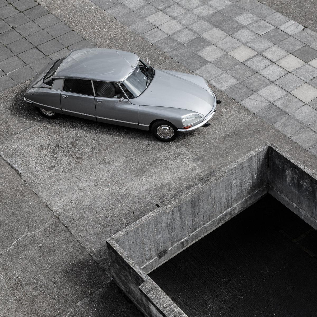 1974 Citroën DS23 efi Pallas semi-automatic (lhd) For Sale (picture 5 of 6)