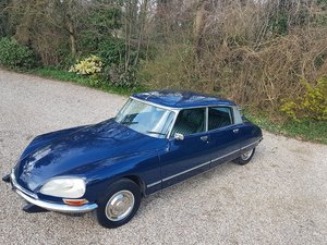 1973 CITROEN DS 23 PALLAS For Sale