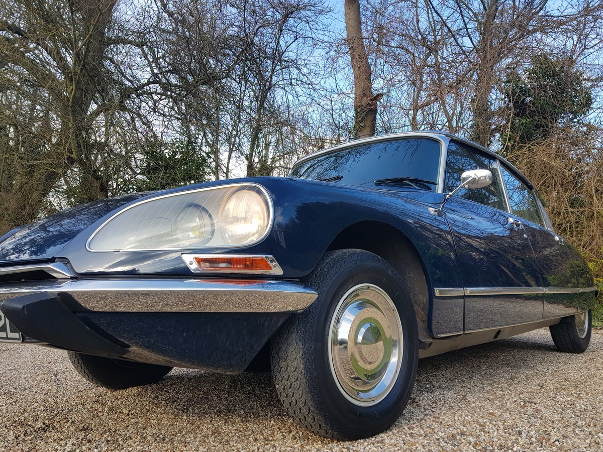 1973 CITROEN DS 23 PALLAS For Sale (picture 6 of 6)