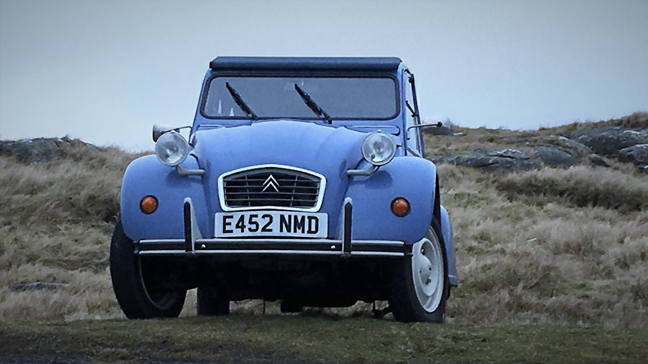 1987 Fully renovated 2CV Special  For Sale (picture 1 of 6)