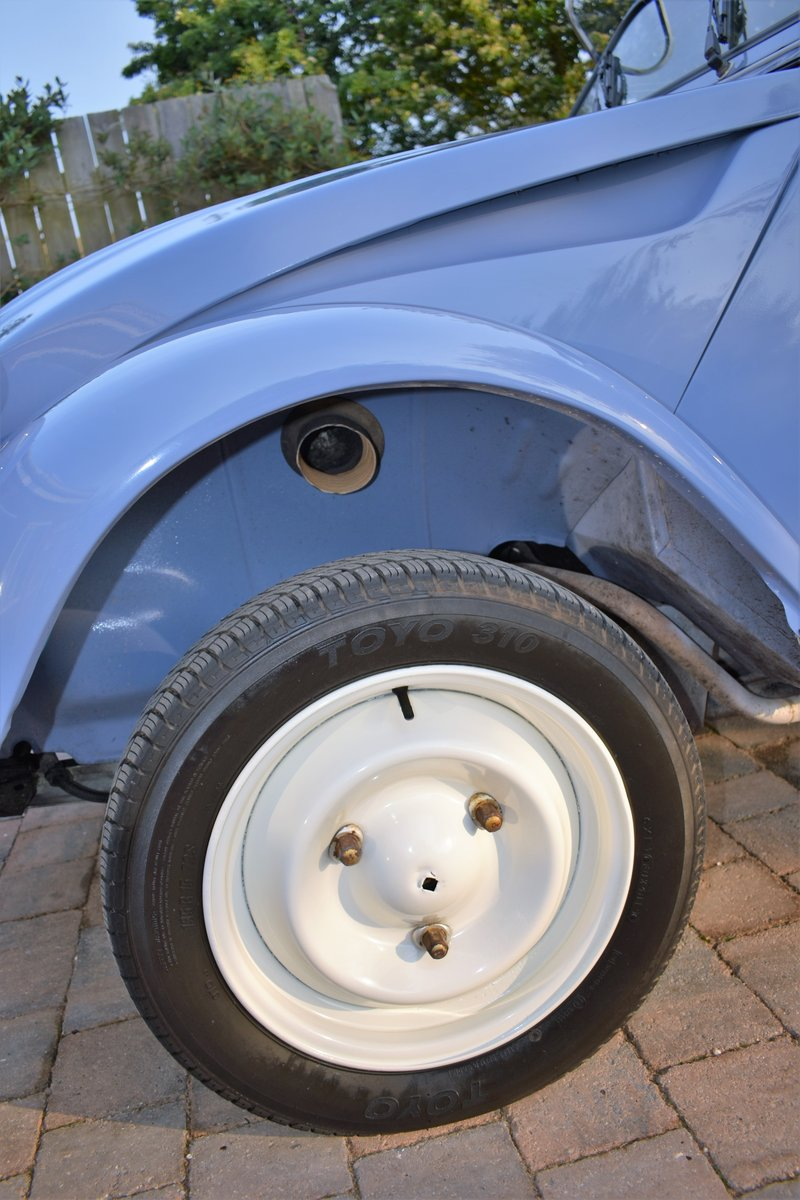 1987 Fully renovated 2CV Special  For Sale (picture 2 of 6)