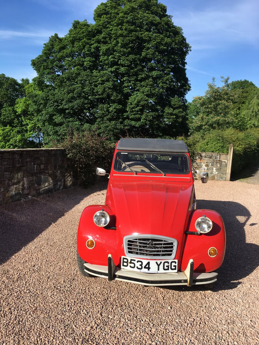 1984 2CV6 Special For Sale - original & well maintained For Sale (picture 3 of 5)