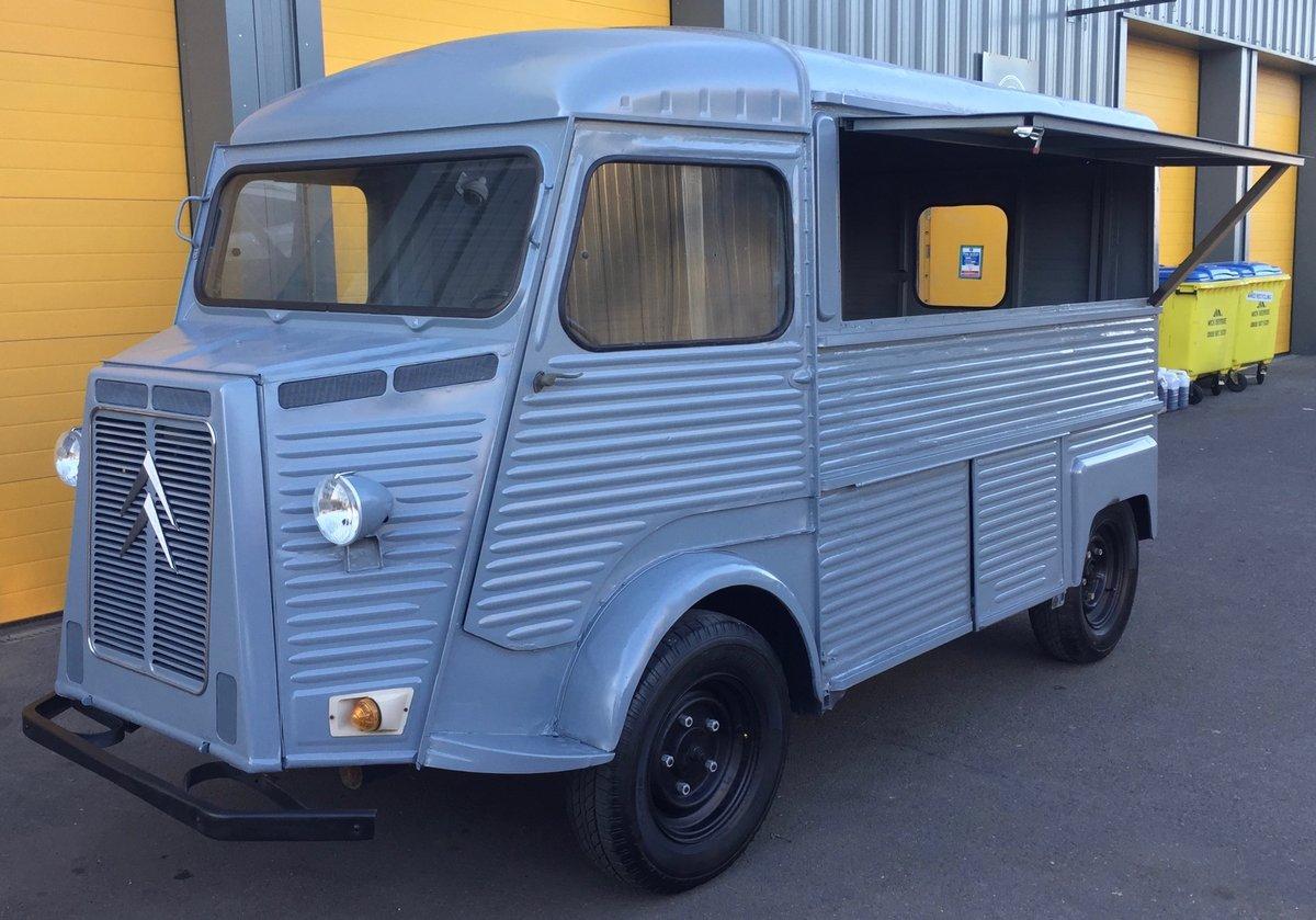 1972 Citroen Hy Van