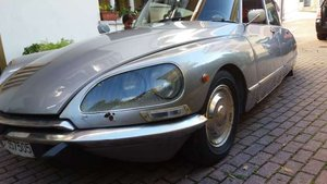 1974 Citroen ds23 efi semiaut pallas For Sale
