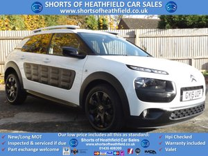 2015 Citroen C4 Cactus 1.6 Blue HDi Flair  For Sale