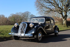 Citroen 15/6 1952- To be auctioned 26-04-19 For Sale by Auction