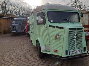 1970 Citroen HY Van Diesel, with kitchen For Sale