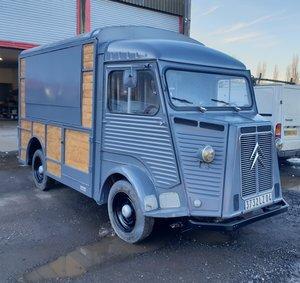 1968 Citroen HY Van