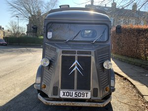 1979 CITROEN HY VAN - CATERING For Sale by Auction
