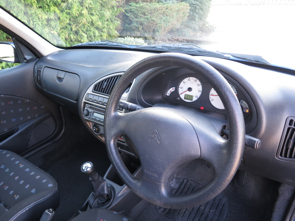 2003 `03` CITROEN VTR 1.6 66,000 miles  For Sale (picture 6 of 6)