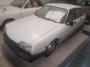 Citroen GSA Barn Find project