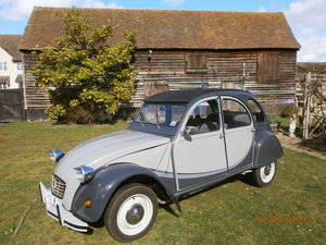 1985 C Citroen 2cv6 Charleston For Sale