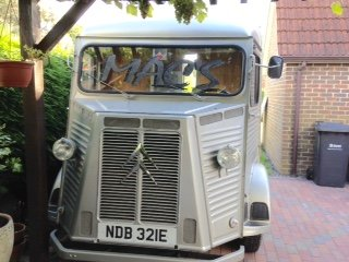 1967 Citroen H Van For sale and ready to trade For Sale