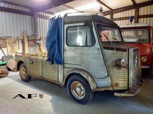 1968 Citroen HY (HZ72) Petrol
