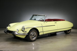 1969 Citroen DS Convertible Palm Beach