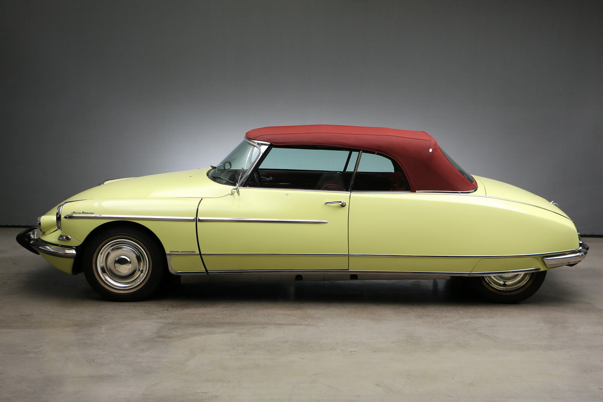 1969 Citroen DS Convertible Palm Beach For Sale (picture 5 of 6)